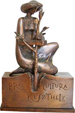 Pro Cultura Keszthely Díj 2013